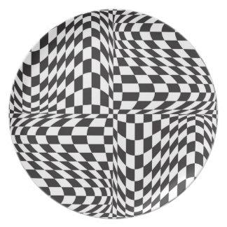 Check Twist Plate