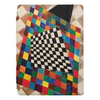Checker by Wassily Kandinsky iPad Pro Cover