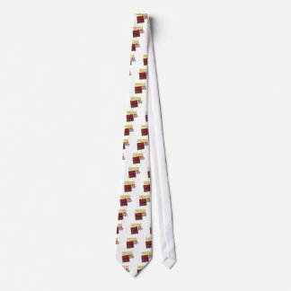 Checker Me Out Tie