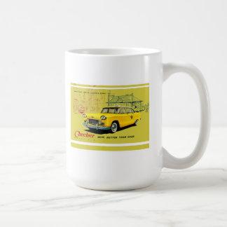Checker  motors A9 Coffee Mug