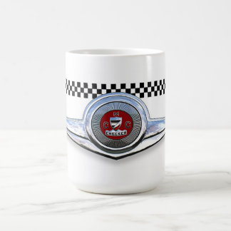 Checker motors Marathon badge Coffee Mug