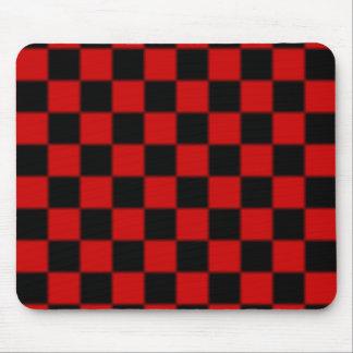 Checker Pattern Mouse Pad