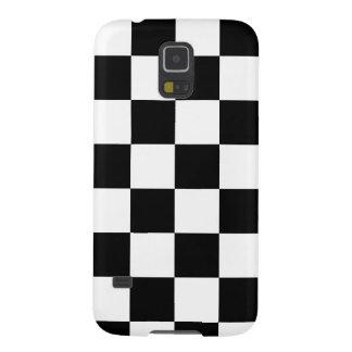 Checkerboard Galaxy S5 Cover