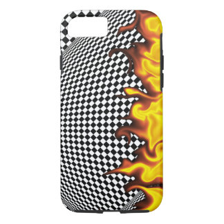 Checkerboard Infinity iPhone 8/7 Case