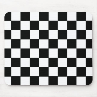 Checkerboard Mouse Pad
