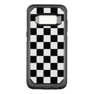Checkerboard OtterBox Commuter Samsung Galaxy S8 Case
