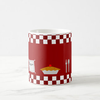Checkerboard Pies Coffee Mug