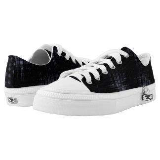 Checkerburst Low-Top Sneakers