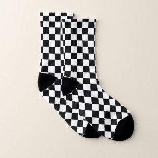 Checkered Black and White 1