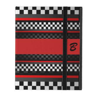 Checkered Design iPad Air Case