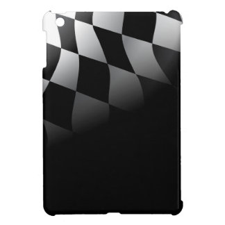 Checkered Fade Flag iPad Mini Case