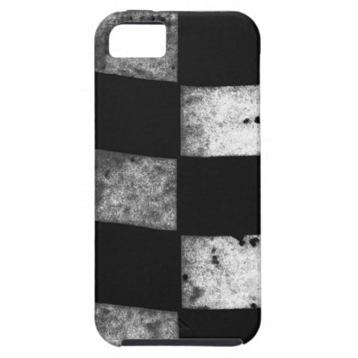 Checkered Flag iPhone 5/5S Cover