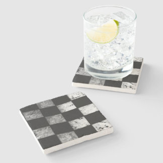 Checkered Flag Coaster