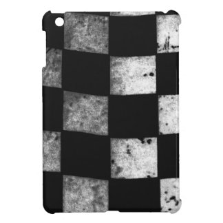 Checkered Flag Cover For The iPad Mini