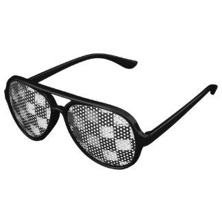 Checkered Flag Glasses