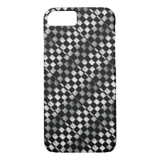 Checkered Flag iPhone 7 Case