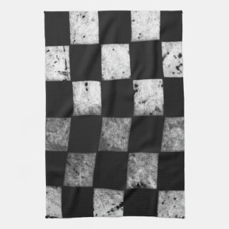 Checkered Flag Towel