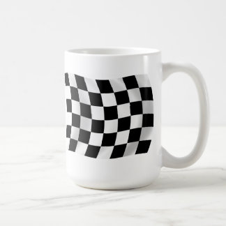 Checkered Flag Mug