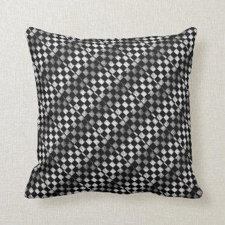 Checkered Flag Pillow