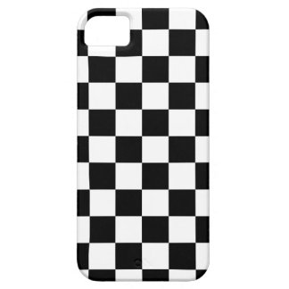 Checkered Flag Racing Design Chess Checkers Board Case For The iPhone 5