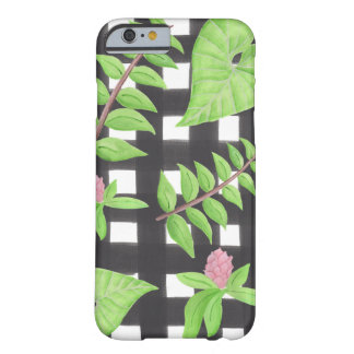 Checkered Palm Phone Case
