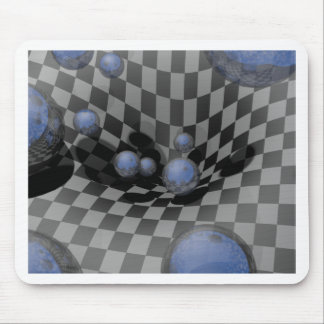 Checkered Past 8 Mouse Pad