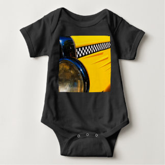 Checkered Past Baby Bodysuit