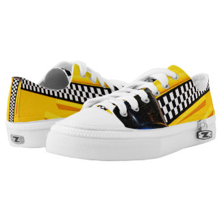 Checkered Past Low-Top Sneakers