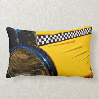 Checkered Past Lumbar Pillow