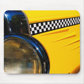 Checkered Past Mouse Pad