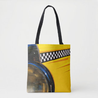 Checkered Past Tote Bag
