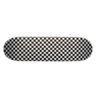 Checkered Skate Board
