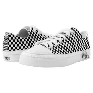 Checkers Low-Top Sneakers