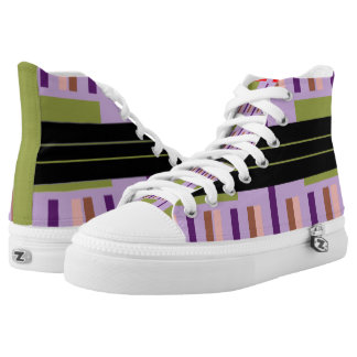 Checkers Off Board High Tops