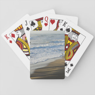 Checking The Shoreline Playing Cards