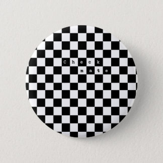 Checkmate 2 Inch Round Button