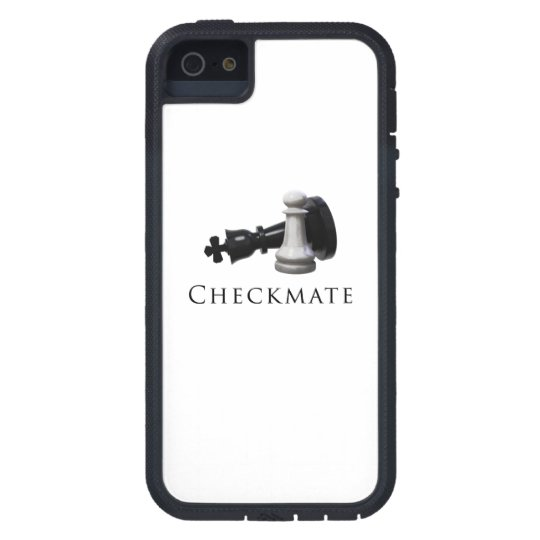 Checkmate Chess iPhone 5 Cover