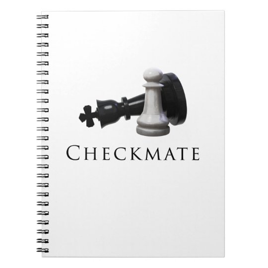 Checkmate Chess Notebook