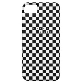 Checkmate iPhone 5 Covers