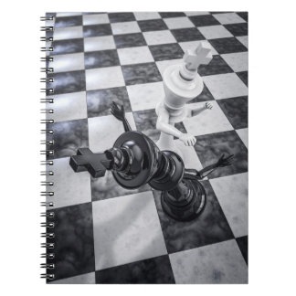 Checkmate Knockout Notebook