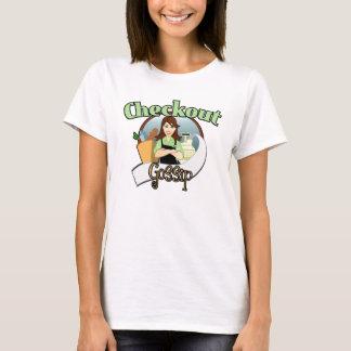 Checkout Gossip Lady's White T-shirt