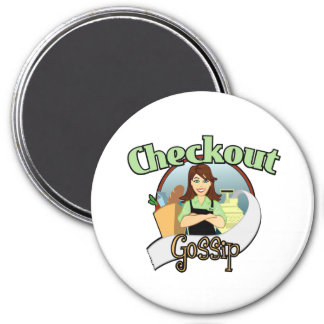 Checkout Gossip Logo Products Magnet