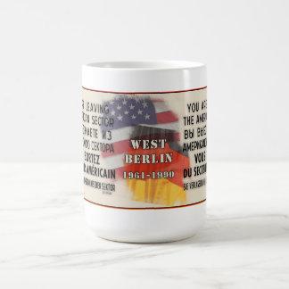 Checkpoint Charlie Coffee Mug