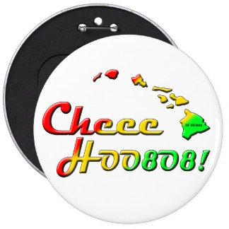 CHEE HOO 808 6 INCH ROUND BUTTON