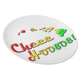 CHEE HOO 808 PLATES