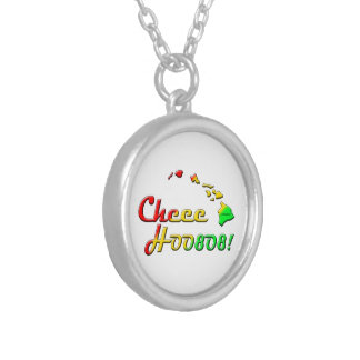 CHEE HOO 808 SILVER PLATED NECKLACE