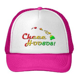 CHEE HOO 808 TRUCKER HAT