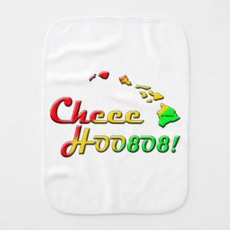 CHEE HOO BURP CLOTH