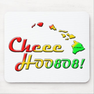 CHEE HOO MOUSE PAD