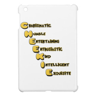 cheekie m iPad mini covers